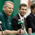 General Manager Danny Ainge and the Boston Celtics front office have finalized a deal to trade the No. 1 pick in this week's NBA draft to the Philadelphia 76ers.