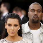 "Musician Kanye West (right) and wife Kim Kardashian arrive at the Metropolitan Museum of Art Costume Institute Gala (Met Gala) to celebrate the opening of ""Manus x Machina: Fashion in an Age of Technology"" in the Manhattan borough of New York, May 2, 2016."