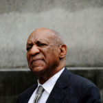 Actor and comedian Bill Cosby departs after a judge declared a mistrial in his sexual assault trial at the Montgomery County Courthouse in Norristown, Pennsylvania, on June 17, 2017.