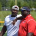 Patriots defensive lineman giving back after memorable first season