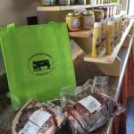 Aroostook Beef Company will have a fixed storefront as of this weekend when the northern Maine farm opens its store Saturday. In addition to its locally raised beef, the store will carry a number of made in Maine products.