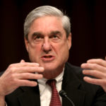 Robert Mueller testifies at a Senate Intelligence Committee hearing on Capitol Hill in Washington, Feb. 16, 2011.