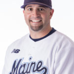 Nick Derba was named the University of Maine's head baseball coach on Friday.