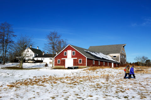 Americans in rural areas and small towns see the world a lot differently from those living in and around cities.