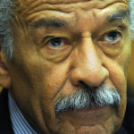 Congressman John Conyers, D-Michigan, asks questions during a hearing of the judiciary subcommittee on crime, terrorism, homeland security and investigations on Feb. 27, 2014, in Washington, D.C. The House Ethics Committee has acknowledged it is investigating Reps. Ben Ray Lujan, Conyers and House staffer Michael Collins.