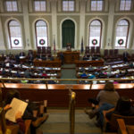 The House of Representatives meets for the first session of the 128th Legislature at the State House in Augusta, Dec. 7, 2016.
