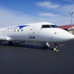 Portland-based Elite Airways postponed its inaugural commercial flight to Halifax on Friday.