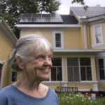 Hope Brogunier, a lifelong environmental advocate, decided to invest in solar panels instead of more predictable home upgrades.