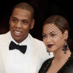 "Jay Z and Beyonce Knowles arrive at the Costume Institute Benefit Met Gala on May 4, 2014 at the Metropolitan Museum of Art in New York City. Jay Z released his new album, ""4:44,"" June 30."