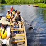 Summer Paddle with Hirundo Wildlife Refuge