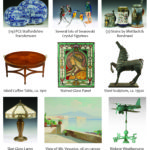 A sampling of the diverse array of fine objects to be sold in Thomaston Place Auction Galleries' Summer Online Only Auction - now through June 28
