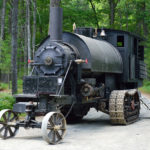 Our Steam-Powered Lombard Log Hauler will be running July29