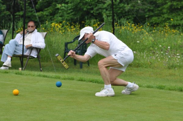 Woodlawn Invitational Croquet Tournament,  June 15-19 2017