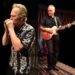 The Old Blues Kats DW Gill (L) and Doug Wainoris (R) howl on Sat. June 24 at 7 pm at Dexter Wayside Theatre
