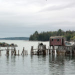 Community Shellfish LLC owner Boe Marsh hopes to repurpose this lobster pound as a space for aquaculture, particularly for the growth and harvesting of oysters and clams.