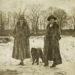 Molly Dewson and Polly Porter, Van Cortlandt Park, Bronx 1925