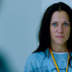 """Catherine Eaton as Liv in """"The Sounding"""""""