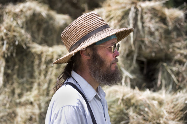 Kenneth Copp of Thorndike spent decades living in old-order Mennonite and Amish communities in several states. He started questioning his religious beliefs and in 2012 left the Amish church. Copp, 57, was shunned by the Amish community and eventually lost his family. He says aspects of his new life are very hard, but he is happier and more at peace now.
