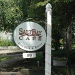 The Salt Bay Cafe in Damariscotta will close in mid-July.