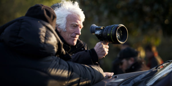 Roger Deakins will be honored with the first-ever Karl Struss Award by the Maine International Film Festival.