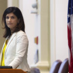Speaker of the Maine House of Representatives Sara Gideon