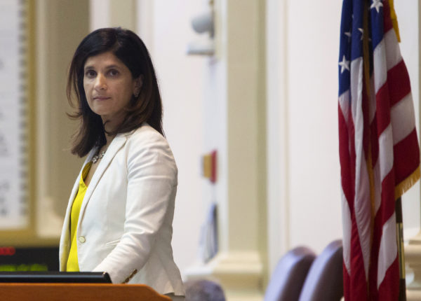Speaker of the Maine House of Representatives Sara Gideon