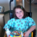 Emily Pooler of Auburn in an undated photograph. Pooler is now 11 and needs a kidney transplant.