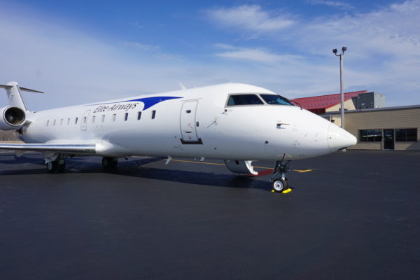 After Portland-based Elite Airways postponed its inaugural commercial flight to Halifax on June 30, the flight is rescheduled to takeoff Thursday.