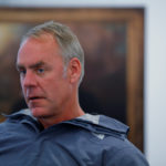 Seen here on June 16, Secretary of the Interior Ryan Zinke said Thursday that he will recommend that President Trump leave untouched two of 27 national monument under review.