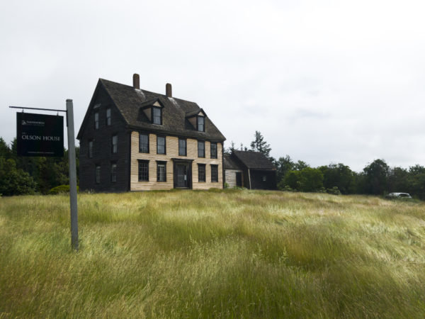 Artist Andrew Wyeth painted 300 works featuring the Olson House, including his most famous &quotChristina's World.&quot The estate in Cushing is open for public tours.