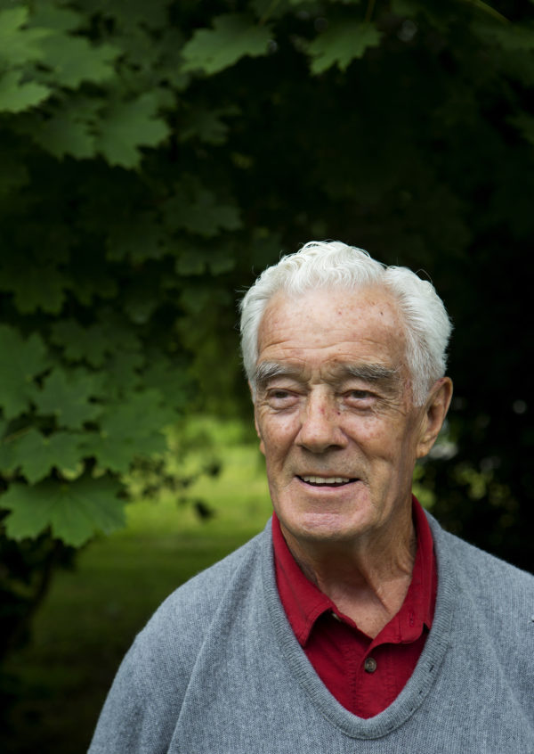 Bob Reynolds, 90, is Bangor Municipal Golf Course's only living original member.