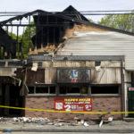 Cap's Tavern fire deemed arson