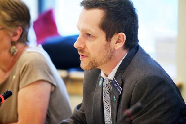 Rep. Scott Hamann, D-South Portland.
