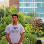 Fernando Martinez, 19, recently renewed his status under the Deferred Action for Childhood Arrivals policy, allowing him to continue working in the United States and studying at the University of Southern Maine.