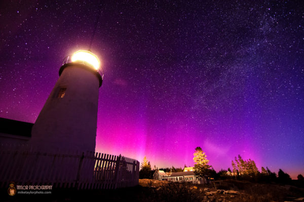 Northern Lights May Be Visible In Maine Sunday Night