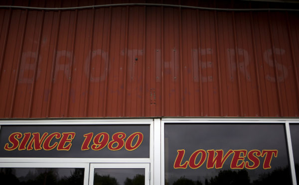 The Libra Foundation, a nonprofit economic development foundation, will be turning the former Brothers auto dealership in Dover-Foxcroft into a sports complex as part of plans to revitalize the local economy.
