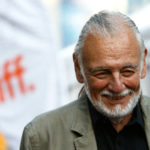 Director George A. Romero attends an event to receive a special award during the 34th Toronto International Film Festival on Sept. 12, 2009.