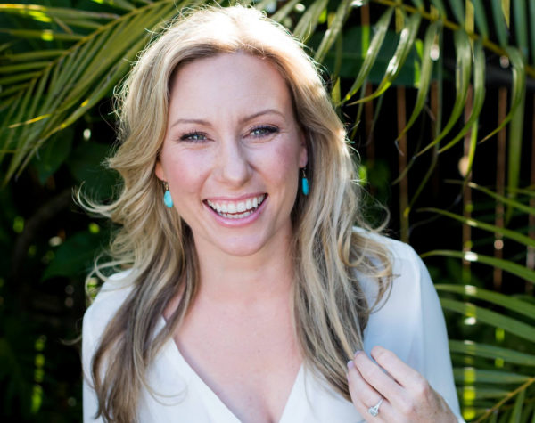 Justine Damond, also known as Justine Ruszczyk, from Sydney, is seen in this 2015 photo released by Stephen Govel Photography in New York, U.S., on July 17, 2017.