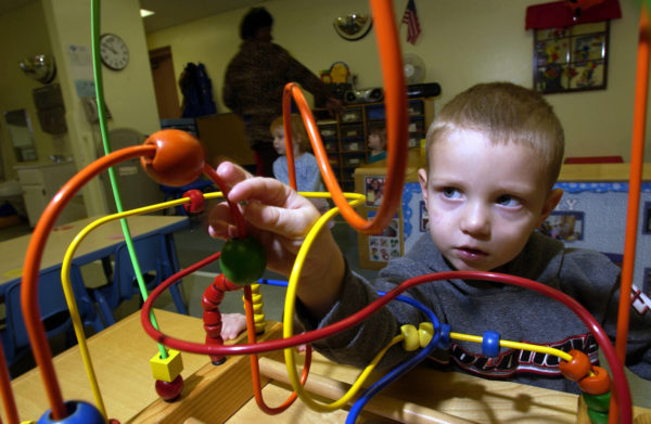 Organizations representing child care providers, parents and others have filed a petition to force a legislative review of new child care rules proposed by the LePage administration that relax licensing requirements for in-home child care providers.