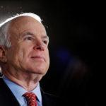 Senator John McCain (R-AZ) in 2008.