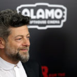 "Actor Andy Serkis is seen on the red carpet at a screening of ""War for the Planet of the Apes"" in Manhattan, New York, U.S., July 10, 2017."