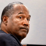 FILE PHOTO: O.J. Simpson sits  during an evidentiary hearing in Clark County District Court in Las Vegas, Nevada, U.S. on May 16, 2013.   REUTERS/Jeff Scheid/Pool/File Photo