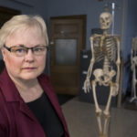 Marcella Sorg is a forensic anthropologist and a research professor with the Department of Anthropology at the University of Maine. When investigators find unidentified bones, it is Sorg's expertise to determine if they are human remains and she is often able to draw conclusions such as the height, sex, and even the ethnic origin and approximate age of deceased person.