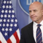 White House National Security Adviser H.R. McMaster speaks in the White House briefing room in Washington, May 16, 2017.