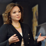Russian lawyer Natalia Veselnitskaya speaks during an interview in Moscow, Nov. 8, 2016.