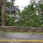 The quick-moving storm that tore through the region Thursday evening caused several nearly simultaneous incidents in York.