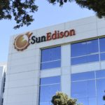 The headquarters of SunEdison is shown in Belmont, California in this April 6, 2016 file photo.