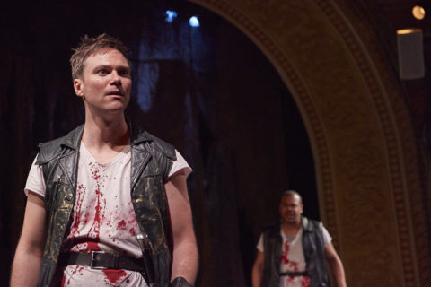 """Macbeth"" plays in repertory at the Theater at Monmouth, Cumston Hall, 796 Main St., Monmouth, through Aug 18."