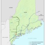 Central Maine Power Co.'s New England Clean Energy Connect project would link hydropower from Quebec to the New England grid, vying for a contract with Massachusetts utilities.