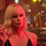 "Charlize Theron in ""Atomic Blonde"""